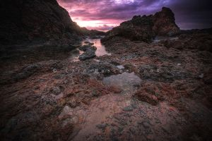 Rocky Scape HDR 2 by CainPascoe