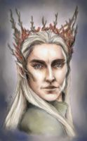 Thranduil by Mad-Hatter----X