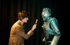 'Now see here Cyberman!' DW Experience by Matteleven