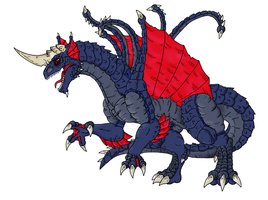Leviathan Redesign by Jougeroth