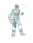Fluxx, Toa of the Constellation Aquarius by Color17