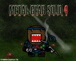 Metal Gear Domo-Kun by AfterHell
