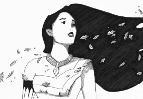 Image Result For Pocahontas Coloring Page