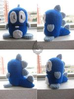 Bubble Bobble Bobby by WolfandSquid