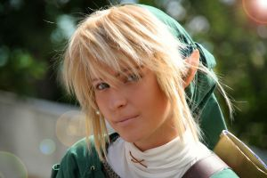 Link - Legend of Zelda Cosplay by Eressea-sama
