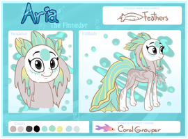 Aria The Finnedyr. by Amy-defy