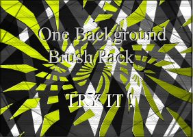 One Background Brushes by ThaMex4lif3