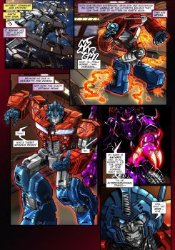 The Transformers: Magnificent Crisis - page 1 by Tf-SeedsOfDeception