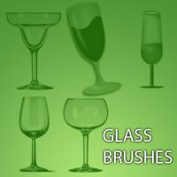 Glass Brushes 2 by remygraphics