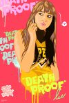 DEATH PROOF - LEE by Akutou-san