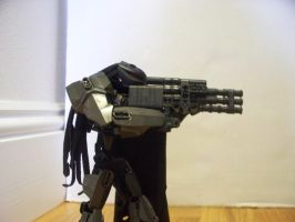 Bionicle MOC Xorahk stealth by jumpstartautobot