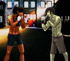 Tahorra Week - Day 2: Private Lessons by LalaMoped