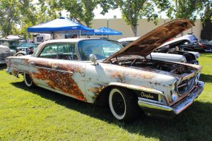 Rusty Skulled Chrysler by DrivenByChaos