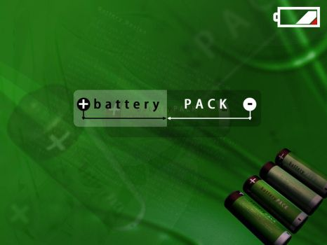 batteryPACK by teknika
