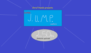 Super JUMP sisters' 250th funtastic episode by mylesterlucky7