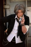 Gokudera - Player Special by Des-Henkers-Braut