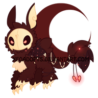 Chibi Lunar Shade Auction: CLOSED by XeoAdopts