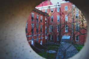 South Carolina State Hospital by electrikefeel