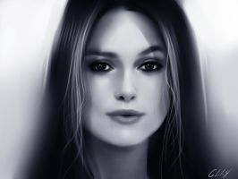 Keira Knightley by ryky