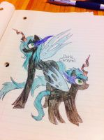 Chrysalis X Sombra Foal Adoptable by Zorceus