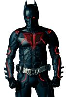 Batman Beyond Manip. by PILLOWOFDARKNESS
