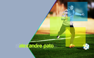 Alexandre Pato by madeinjungle