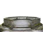 Circular balcony stock PNG by Shadow-of-Nemo