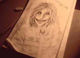 Asylum - Jeff the killer by QuyenT