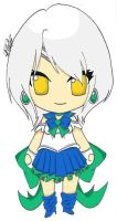 Sailor Altair - Color by Koaru-chii