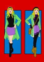The Night Gwen Stacy Died~Redesign by Comicbookguy54321