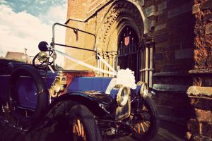Car outside the church by jordansimpson93