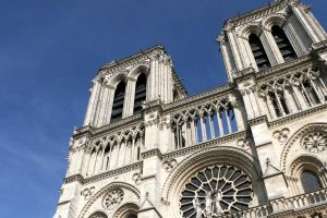 Notre Dame Cathedral by EyeoftheStorm379