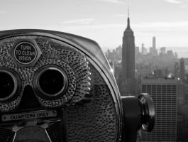 Empire State Building 2 by TheBirdsFeathers
