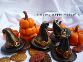 Autumn Love Table Decorations by MoonStrengthCrafts