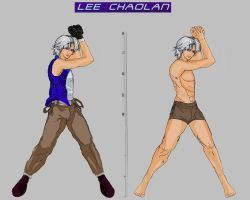 Tekken 7 - Lee Chaolan by LA-Laker