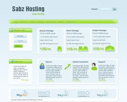 Sabz Hosting update by masterhaseeb