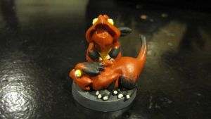 Super Dungeon Explore: Hatchlings_Side by LadySquall