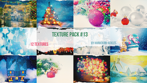 Christmas Theme Texture Pack by huruekrn-ackles