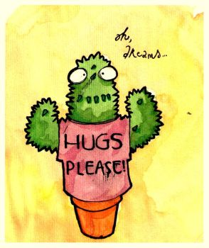 The Cactus's Dream by sHauro