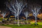 Xmas Lights at Yountville by Galactico4ever