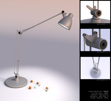 Lamp by Saphirot