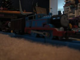 Trackmaster R/C Flip-Face Thomas by TaionaFan369