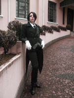 The Black Butler by Annechan-Mana-