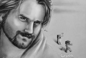 Gronkh by NatiHassansin