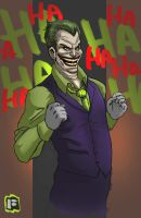 The Joker by DirkPower