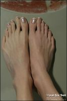 Katherina toes by lowerrider
