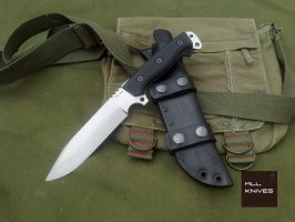 Desert N690 stainless by MLLKnives