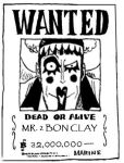 MR. 2's WANTED POSTER by NeroAngelo316