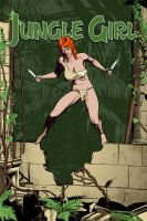 Jungle Girl Color by MickeyR