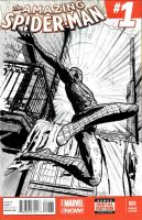 Amazing Spider-Man #1 by T-RexJones